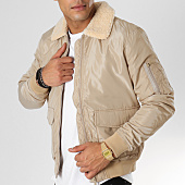 /achat-bombers/brave-soul-bomber-col-mouton-macpkb-beige-160318.html