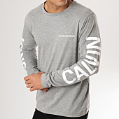 /achat-t-shirts-manches-longues/calvin-klein-tee-shirt-manches-longues-institutional-back-print-0404-gris-chine-160245.html