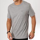 /achat-t-shirts/calvin-klein-tee-shirt-ckj-embroidery-0461-gris-chine-160256.html