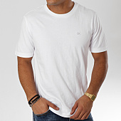 /achat-t-shirts/calvin-klein-tee-shirt-ckj-embroidery-0461-blanc-160258.html