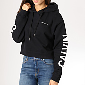 /achat-sweats-capuche/calvin-klein-sweat-capuche-femme-institutional-9569-noir-160383.html