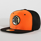 /achat-snapbacks/dragon-ball-z-casquette-snapback-kame-noir-orange-160205.html