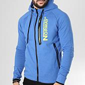 /achat-sweats-zippes-capuche/geographical-norway-sweat-zippe-capuche-gunmetal-bleu-clair-chine-160132.html