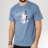 /achat-t-shirts/lapins-cretins-tee-shirt-trone-bleu-160259.html