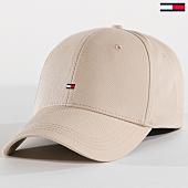 /achat-casquettes-de-baseball/tommy-hilfiger-jeans-casquette-bb-4310-beige-160311.html