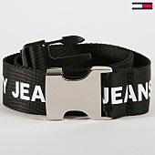 /achat-ceintures/tommy-hilfiger-jeans-ceinture-webbing-0360-noir-blanc-160313.html