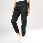 /achat-pantalons-joggings/urban-classics-pantalon-jogging-femme-avec-bandes-tb1857-noir-vert-160163.html