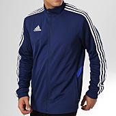 /achat-vestes/adidas-veste-zippee-tiro-19-dt5272-bleu-marine-blanc-160534.html