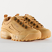 /achat-baskets-basses/fila-baskets-femme-disruptor-clay-low-1010535-chipmunk-160556.html