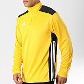 /achat-vestes/adidas-sweat-col-zippe-regi18-tr-top-cz8648-jaune-160730.html