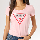 /achat-t-shirts/guess-tee-shirt-femme-w91i03k6yw0-rose-160596.html