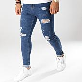 /achat-jeans/gianni-kavanagh-jean-skinny-troue-laser-bleu-denim-160805.html