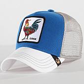 /achat-trucker/goorin-bros-casquette-trucker-cock-bleu-roi-blanc-160904.html
