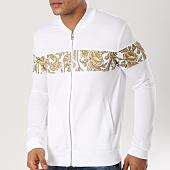 /achat-vestes/project-x-veste-zippee-88183352-blanc-renaissance-160754.html