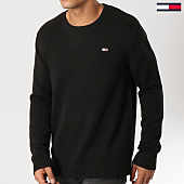 /achat-pulls/tommy-hilfiger-jeans-pull-tommy-classics-5068-noir-160852.html