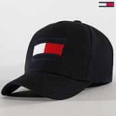 /achat-casquettes-de-baseball/tommy-hilfiger-jeans-casquette-flag-4299-bleu-marine-160882.html
