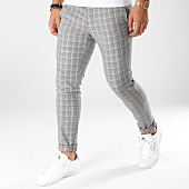 /achat-pantalons-carreaux/classic-series-pantalon-carreaux-28030-gris-161038.html