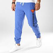 /achat-pantalons-joggings/superman-pantalon-jogging-superman-logo-vintage-bleu-clair-chine-160934.html