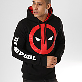 /achat-sweats-capuche/deadpool-sweat-capuche-logo-noir-160994.html
