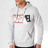 /achat-sweats-capuche/marvel-sweat-capuche-logo-mania-gris-chine-161089.html