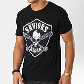 /achat-t-shirts/the-walking-dead-tee-shirt-saviors-negan-noir-160965.html