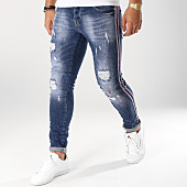 /achat-jeans/classic-series-jean-skinny-bandes-brodees-dhz-2519-bleu-denim-161213.html