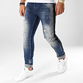 /achat-jeans/classic-series-jean-skinny-bandes-brodees-dhz-2453-bleu-brut-161223.html