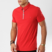 /achat-polos-manches-courtes/guess-polo-manches-courtes-m91p00-j1300-rouge-161237.html