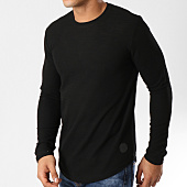 /achat-t-shirts-longs-oversize/project-x-tee-shirt-manches-longues-oversize-88182224-noir-161116.html