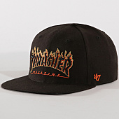 /achat-snapbacks/thrasher-casquette-snapback-47-brand-san-francisco-giants-noir-orange-161176.html