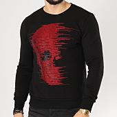 /achat-sweats-col-rond-crewneck/uniplay-sweat-crewneck-zs006-noir-rouge-161249.html