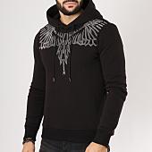 /achat-sweats-capuche/uniplay-sweat-capuche-uy302-noir-argente-161252.html