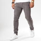 /achat-pantalons-carreaux/frilivin-pantalon-chino-a-carreaux-bk-gris-161390.html