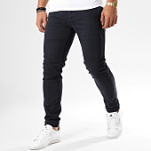 /achat-pantalons-carreaux/frilivin-pantalon-chino-a-carreaux-bk-bleu-marine-161399.html