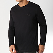 /achat-t-shirts-manches-longues/hugo-by-hugo-boss-tee-shirt-manches-longues-derol-50393318-noir-161426.html