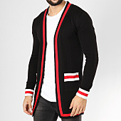 /achat-cardigans-gilets/ikao-gilet-f221-noir-blanc-rouge-161277.html