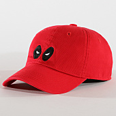 /achat-casquettes-de-baseball/deadpool-casquette-deadpool-eyes-rouge-161298.html