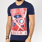 /achat-t-shirts/captain-america-tee-shirt-captain-america-bleu-marine-161305.html