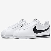 /achat-baskets-basses/nike-baskets-classic-cortez-leather-749571-100-white-black-161269.html