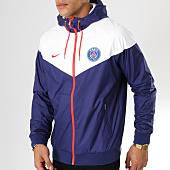 /achat-coupe-vent/nike-coupe-vent-paris-saint-germain-892422-bleu-marine-blanc-161345.html