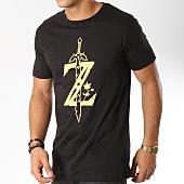 /achat-t-shirts/nintendo-tee-shirt-zelda-master-sword-noir-dore-161445.html