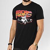 /achat-t-shirts/retour-vers-le-futur-tee-shirt-car-noir-161465.html