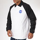 /achat-vestes/vans-veste-zippee-space-torrey-padded-blanc-noir-161263.html