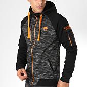 /achat-sweats-zippes-capuche/venum-sweat-zippe-capuche-tramo-20-noir-camouflage-161381.html