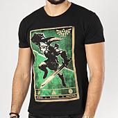 /achat-t-shirts/zelda-tee-shirt-propaganda-link-triforce-noir-161331.html