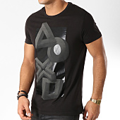 /achat-t-shirts/playstation-tee-shirt-buttons-impossible-perspective-artwork-noir-161557.html