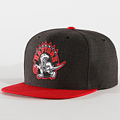 /achat-snapbacks/mitchell-and-ness-casquette-snapback-torronto-raptors-varisty-gris-anthracite-rouge-161621.html