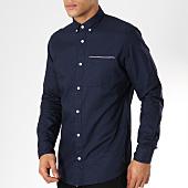 /achat-chemises-manches-longues/jack-and-jones-chemise-manches-longues-camden-bleu-marine-161716.html