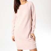 /achat-robes/vero-moda-robe-femme-doffy-rose-161762.html