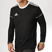 /achat-t-shirts-manches-longues/adidas-tee-shirt-manches-longues-de-sport-squad-jersey-17-bj9185-noir-161879.html
